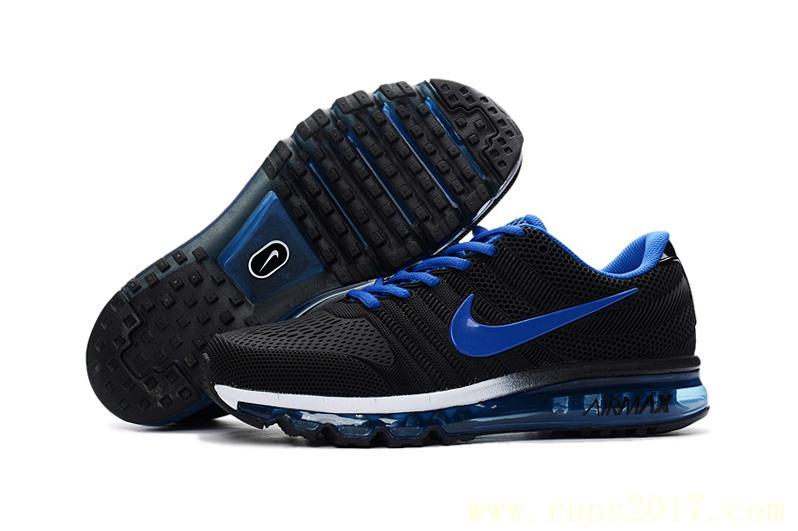 blue nike shoes