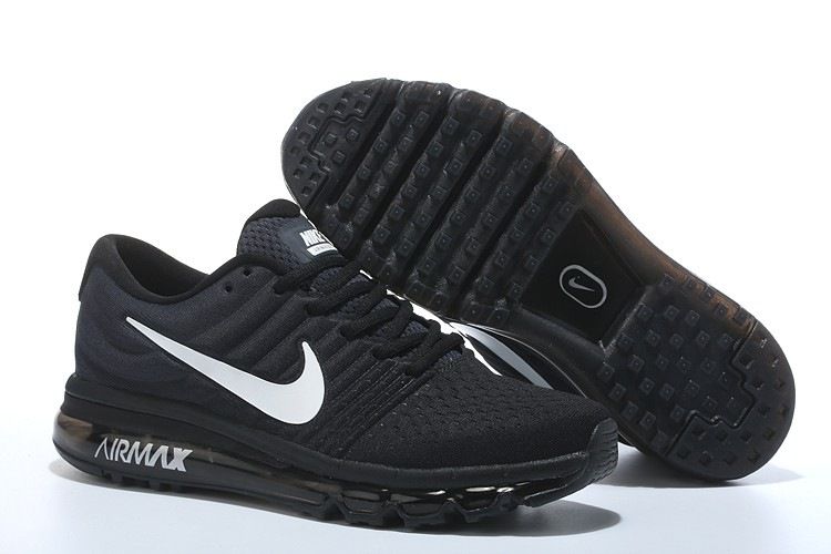 mens black nike shoes