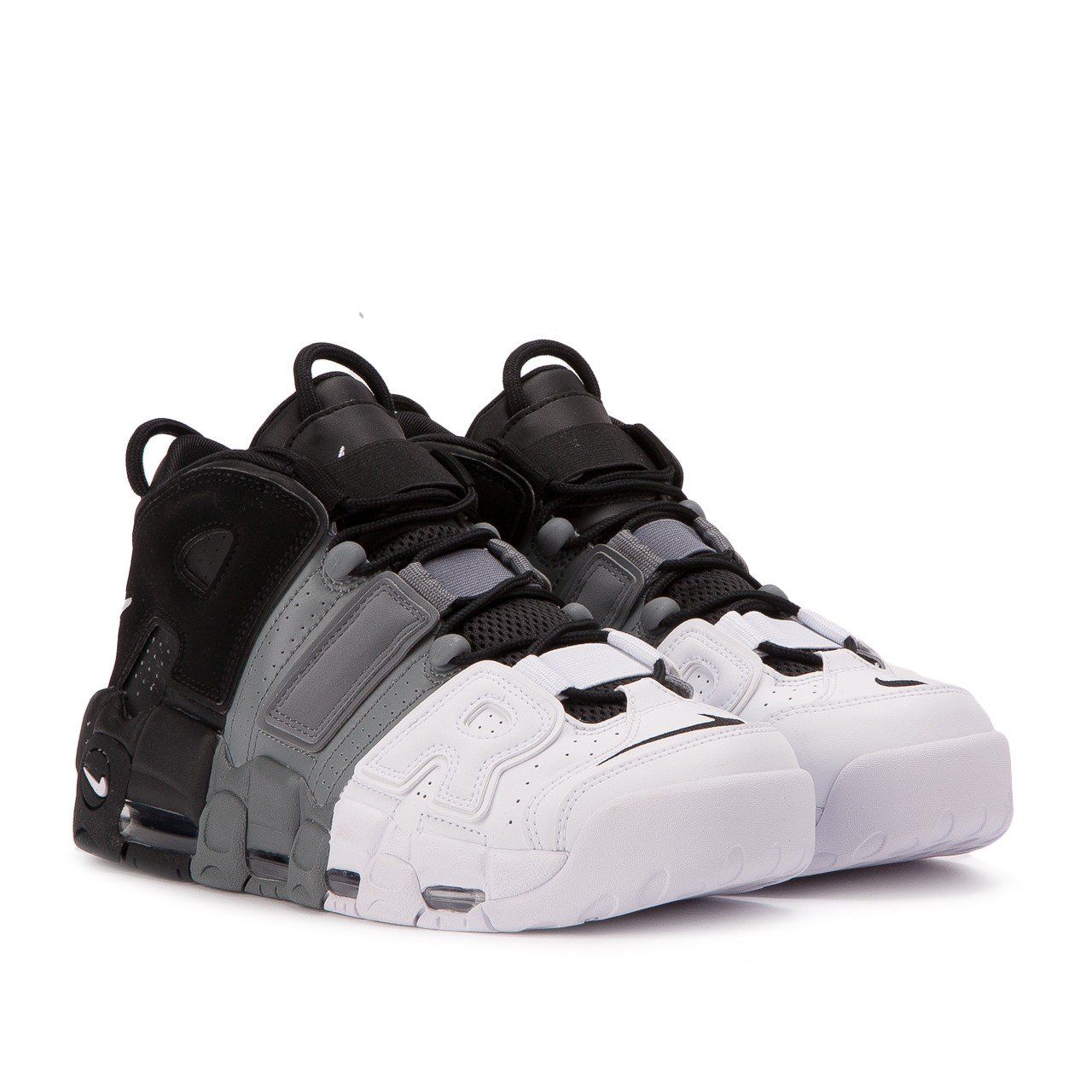 nike air more uptempo 96 nere